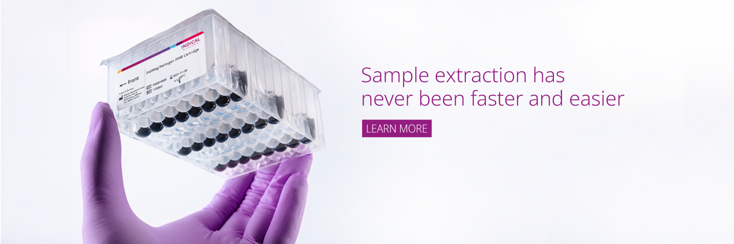Sample preparation has never been faster and easier
