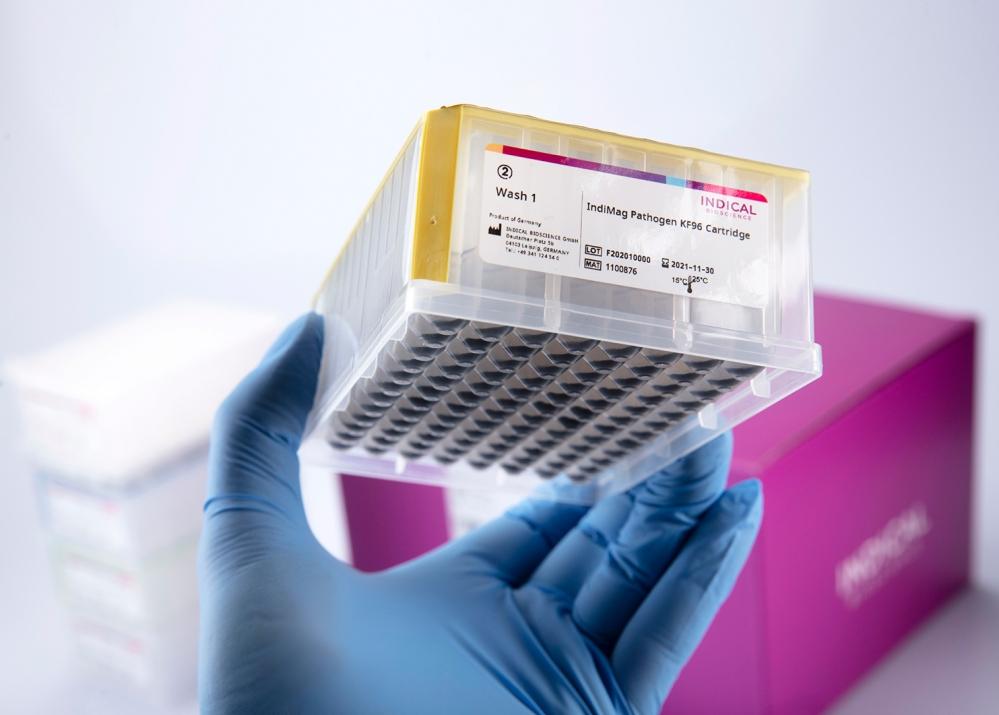 IndiMag Pathogen KF96 Cartridge